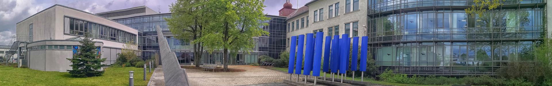 Außenansicht - Bayersiches Landesamt für Pflege