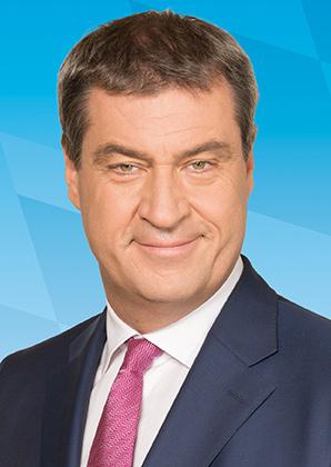 Foto von Markus Söder Bayerischer Ministerpräsident